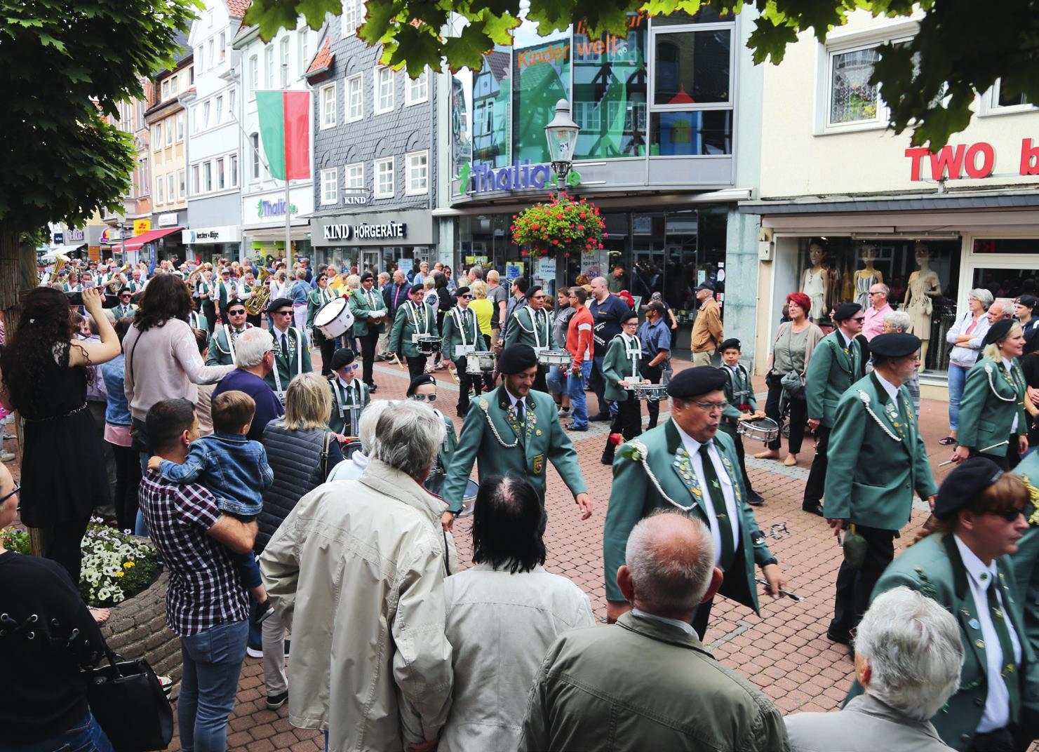 Freischiessen Fotoheft - Juli 2019 - IV. Image 2