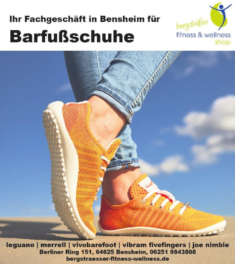 Bergsträßer Fitness- und Wellness Shop