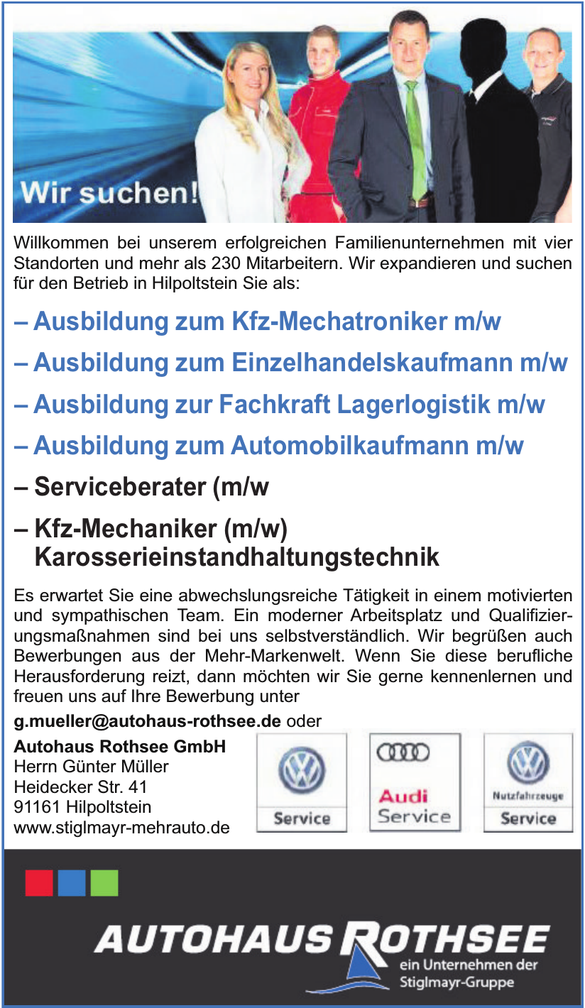 Autohaus Stiglmayr GmbH