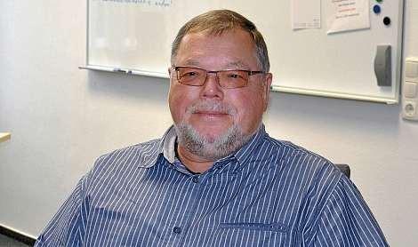 Armin Helm ist Leiter für Aus-/ Weiterbildung bei der Firma Damage-Control-Germany. FOTO: VMN