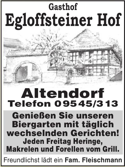 Gasthof Egloffsteiner Hof