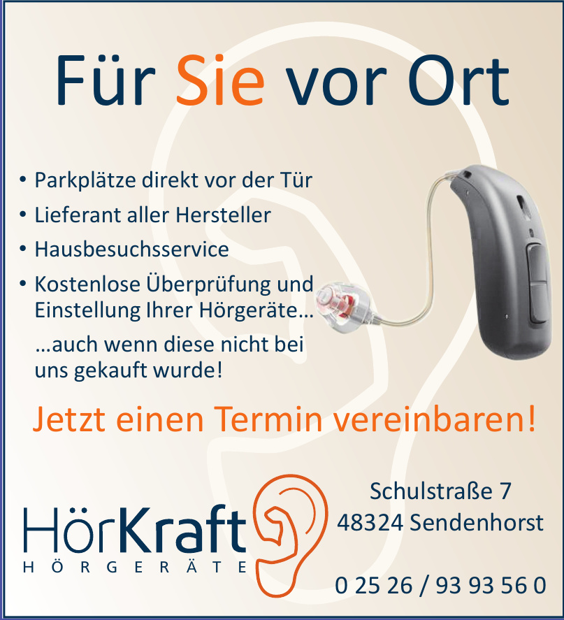 HörKraft Hörgeräte