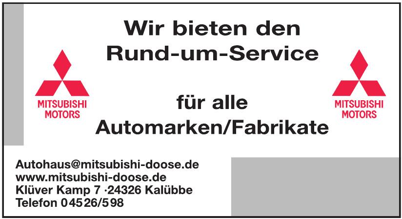Autohaus Doose