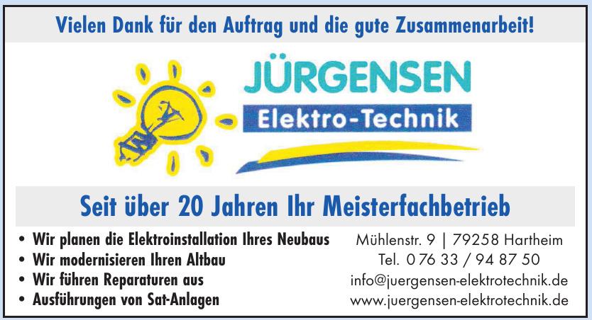 Jürgensen Elektro-Technik