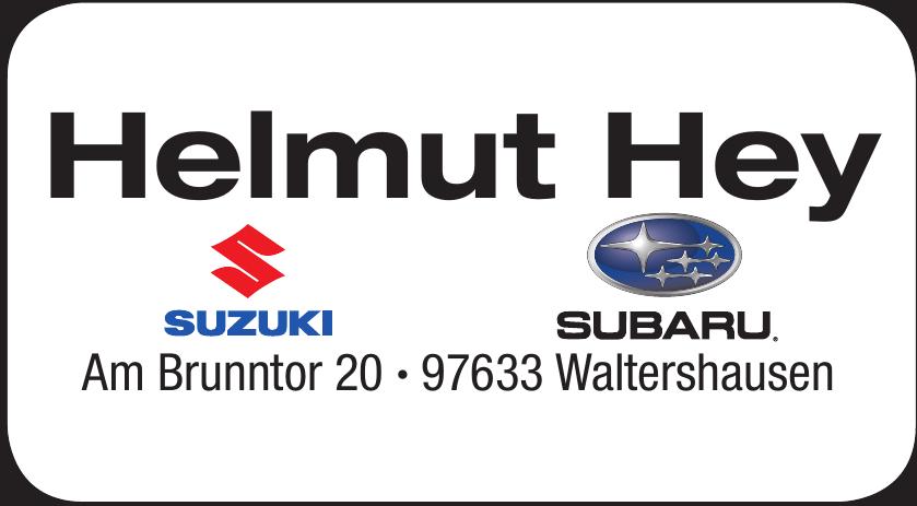 Helmut Hey