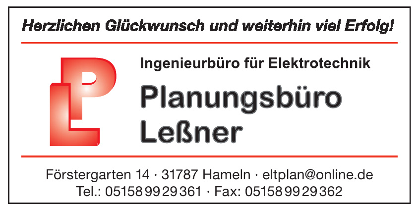 Planungsbüro Leßner