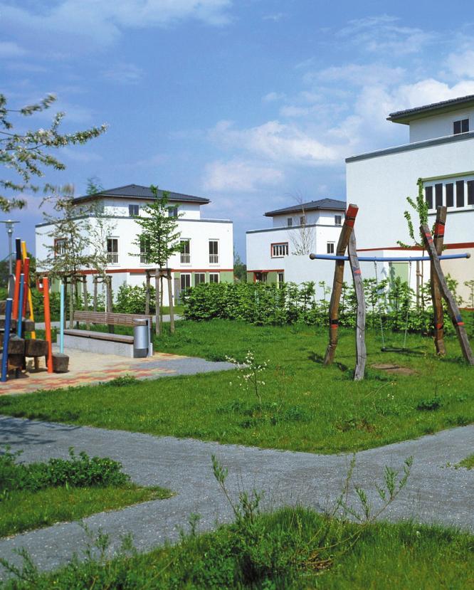 Vor allem Familien zieht es aus der Hauptstadt in Kleinstädte wie Ludwigsfelde. FOTO: IMAGO