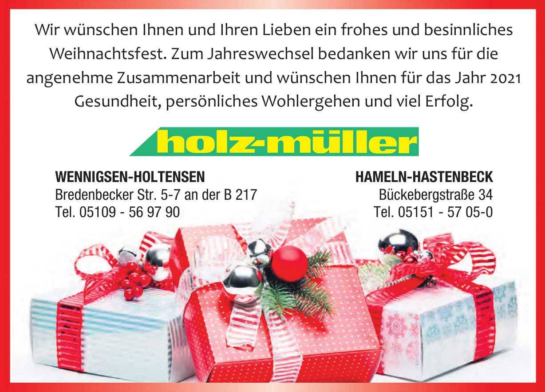 Holz-Müller