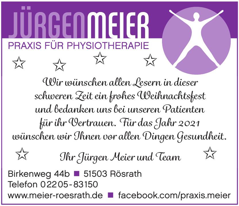 Praxis für Physiotherapie Jürgen Meier
