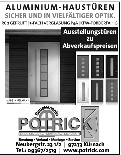 Bauelemente Potrick