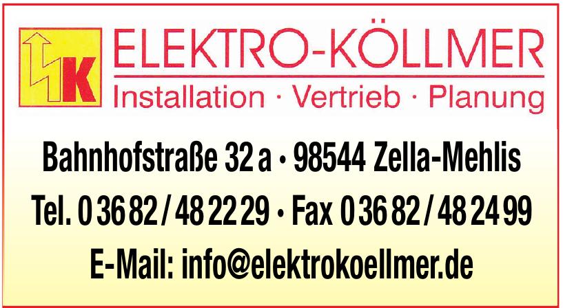 Elektro Köllmer