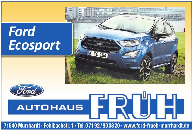 Autohaus Früh
