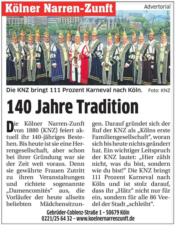 Kölner Narren-Zunft von 1880 e. V.