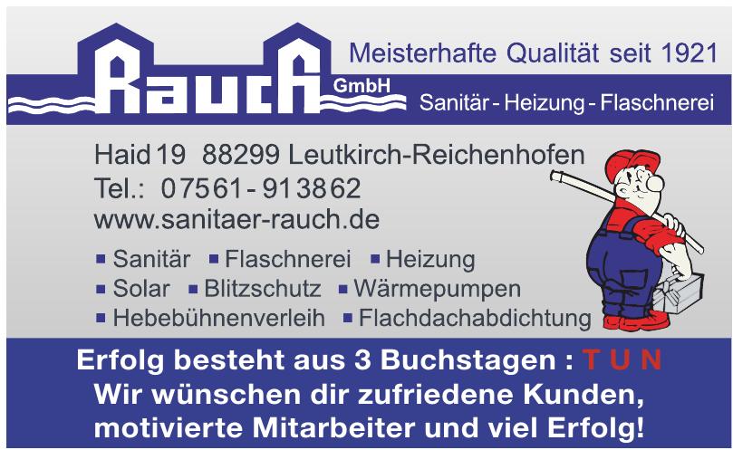 Sanitär Rauch GmbH