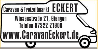 Caravan &Freizeitmarkt ECKERT