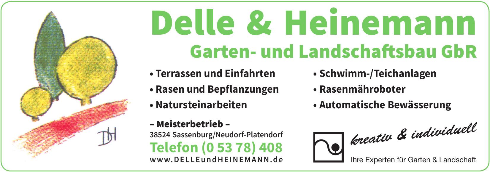Delle & Heinemann Garten- und Landschaftsbau GbR