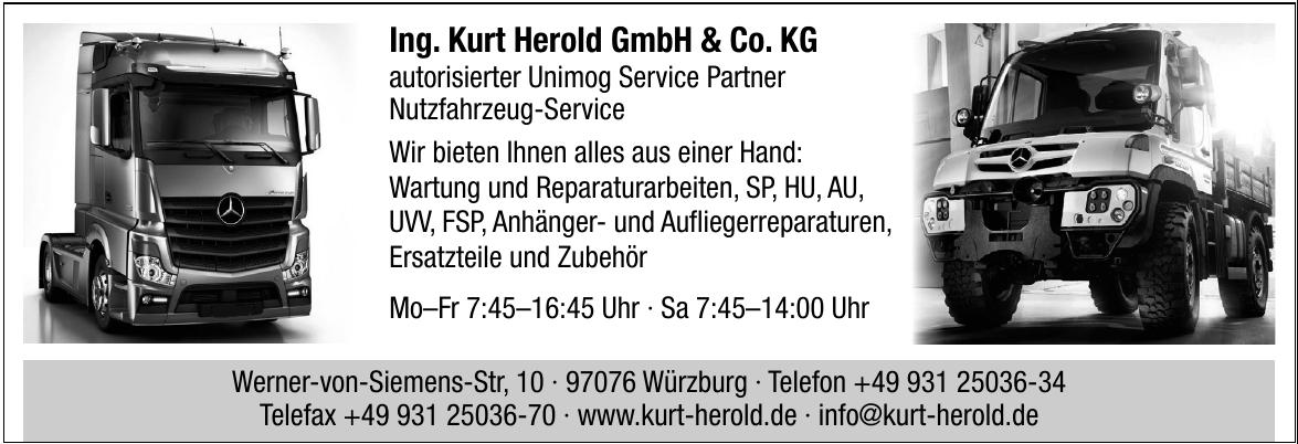 Ing. Kurt Herold GmbH & Co. KG