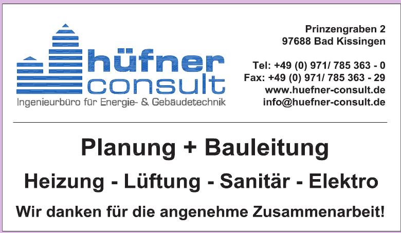 Hüfner consult
