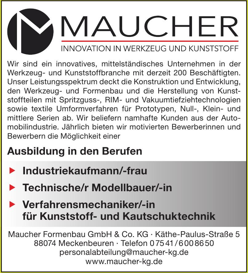 Maucher Formenbau GmbH & Co. KG