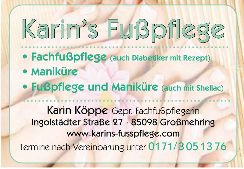 Karin's Fußpflege
