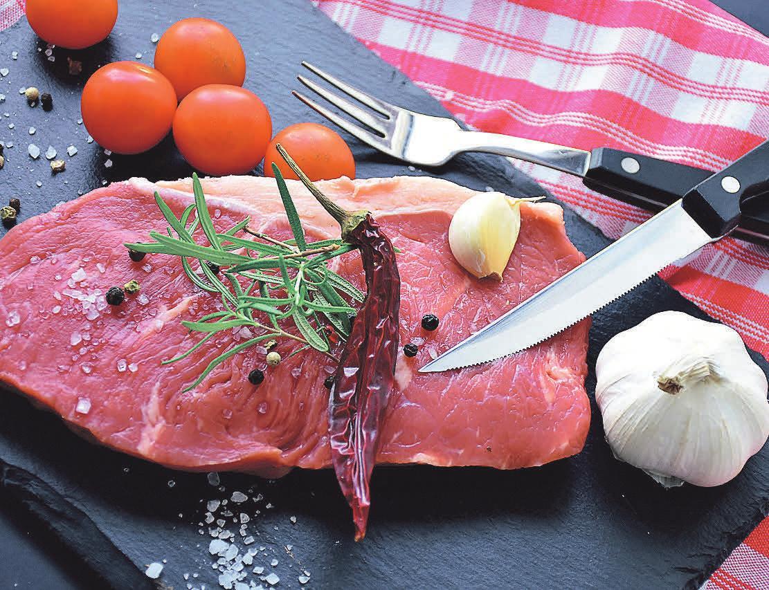 Das perfekte Fleisch gelingt am besten mit einem Thermometer zur Überprüfung der Kerntemperatur.