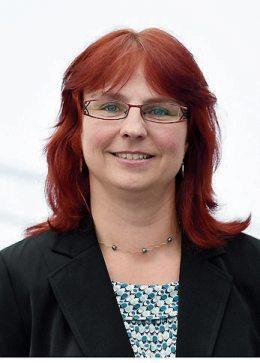 Lina StähleTeamleiterin MobilesServiceTeam