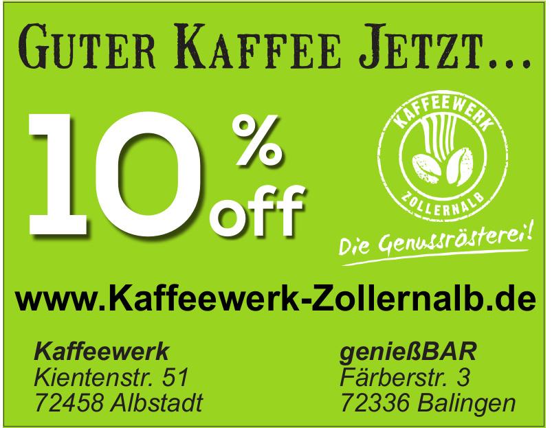 Kafeewerk Zollernalb