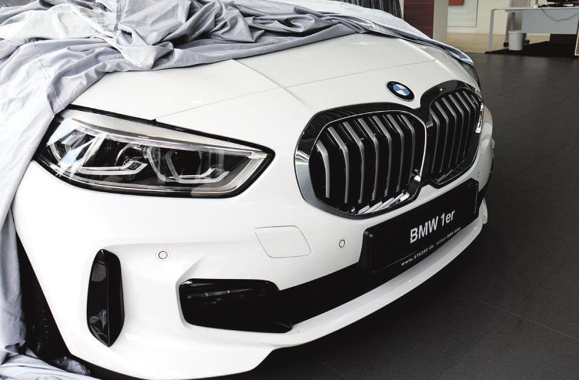 Am Sonnabend, 28. September wird der neue 1er aus dem Hause BMW deutschlandweit in ausgewählten Autohäusern vorgestellt, auch bei Stadac in Norderstedt