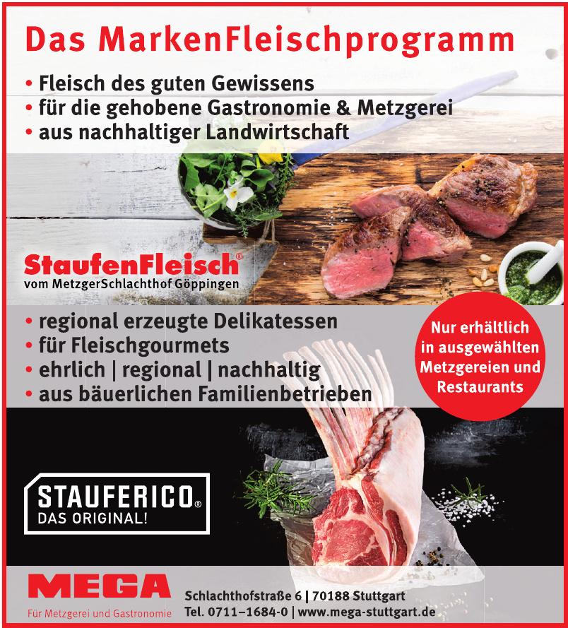 MEGA Das Fach-Zentrum für die Metzgerei und Gastronomie eG