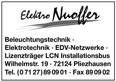 Elektro Nuoffer
