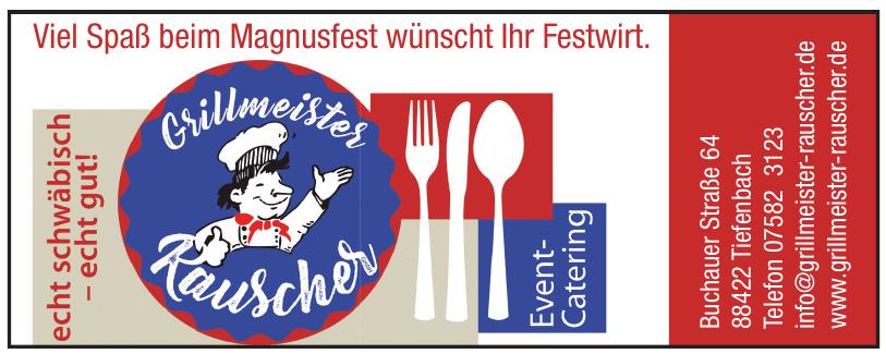 Grillmeister Rauscher