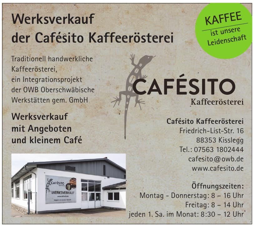 Cafésito Kaffeerösterei