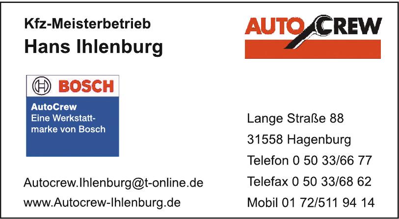 AutoCrew Ihlenburg