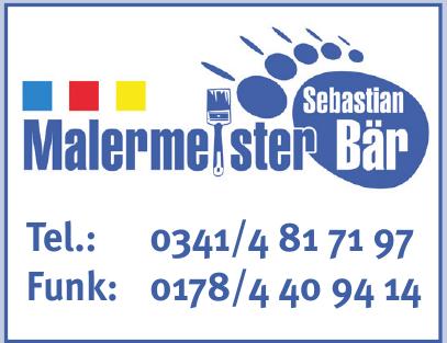 Malermeister Sebastian Bär