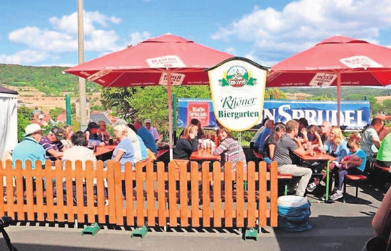 Am letzten Augustwochenende findet das allseits beliebte Brauereifest statt.