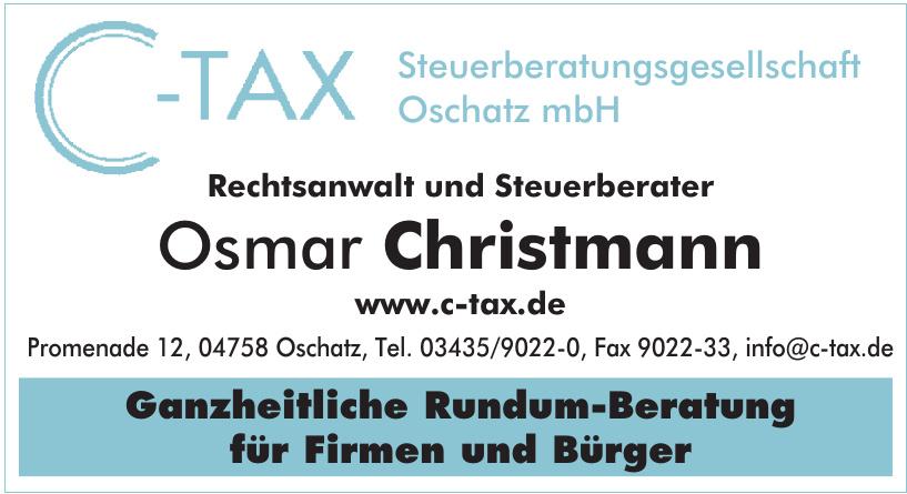 C-TAX Steuerberatungsgesellschaft Oschatz mbH