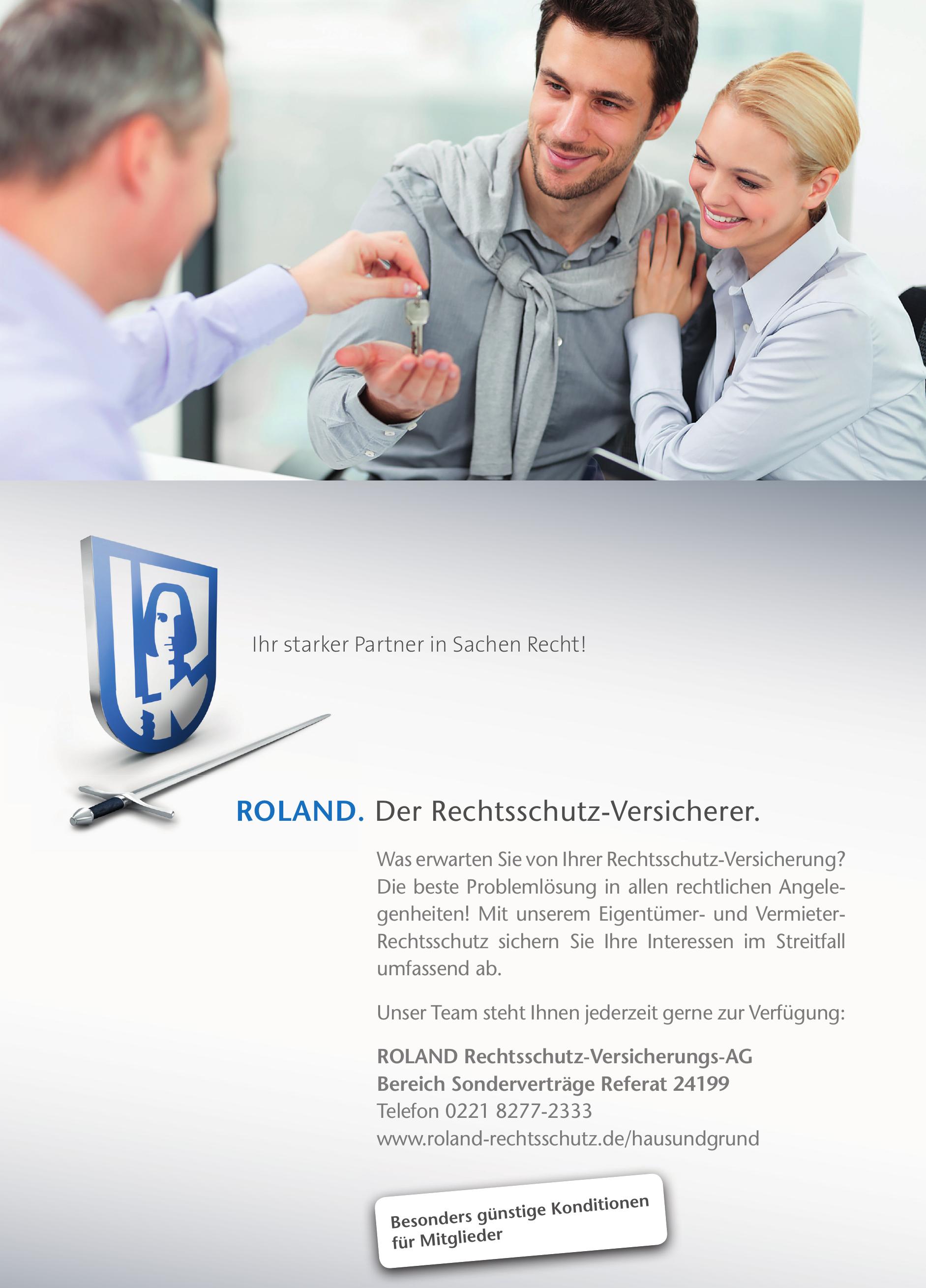 ROLAND Rechtsschutz-Versicherungs-AG
