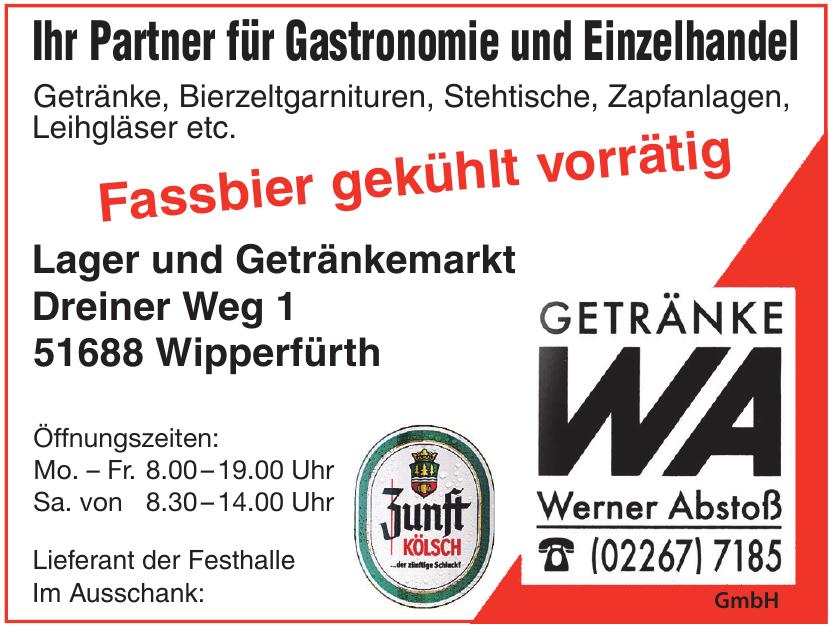 Getränke Werner Abstoß