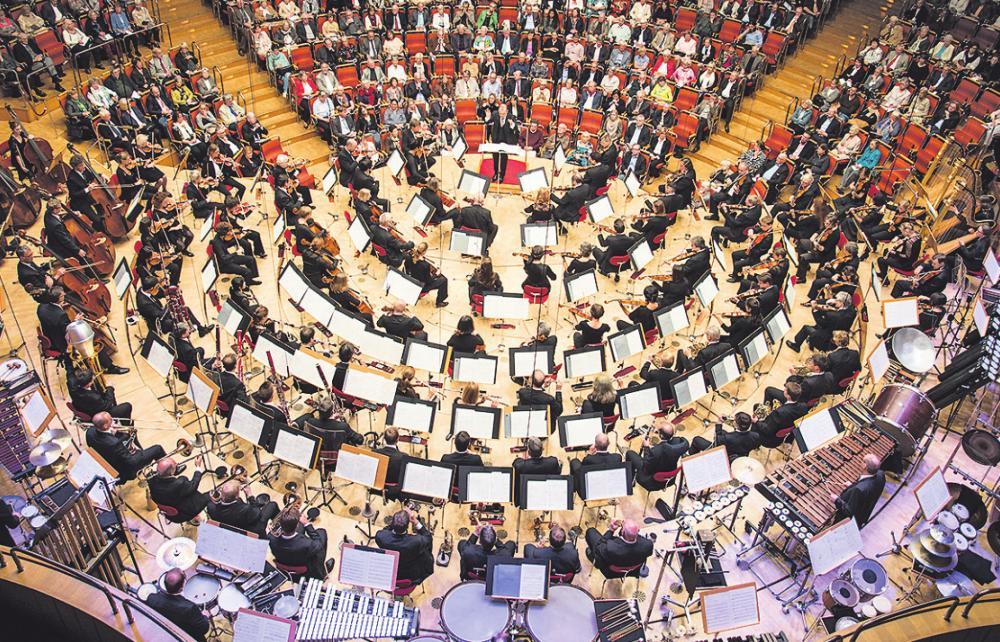 Ein Besuch in der Philharmonie ist für Liebhaber klassischer Musik ein Muss. Foto: Holger Talinksi