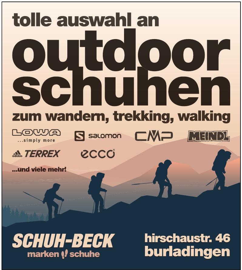 Schuh-Beck