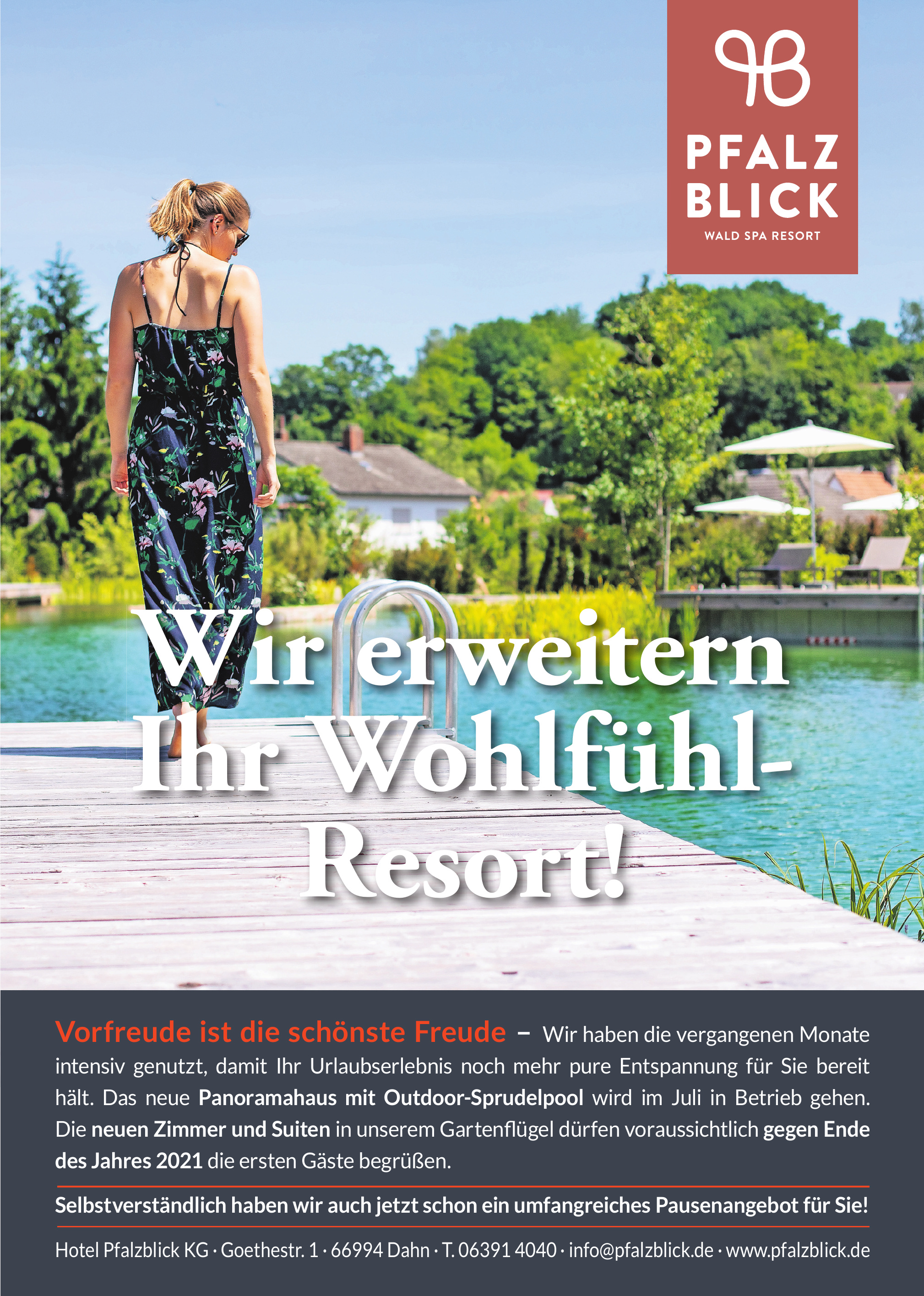 Hotel Pfalzblick KG