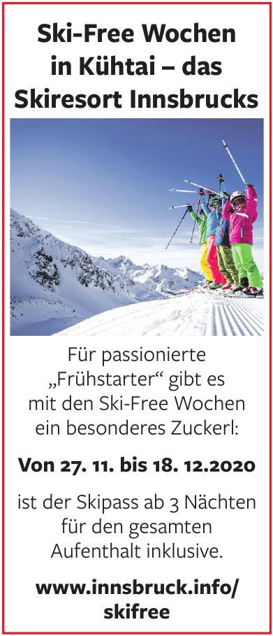 Skiresort Innsbruck