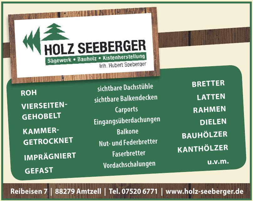 Holz Seeberger