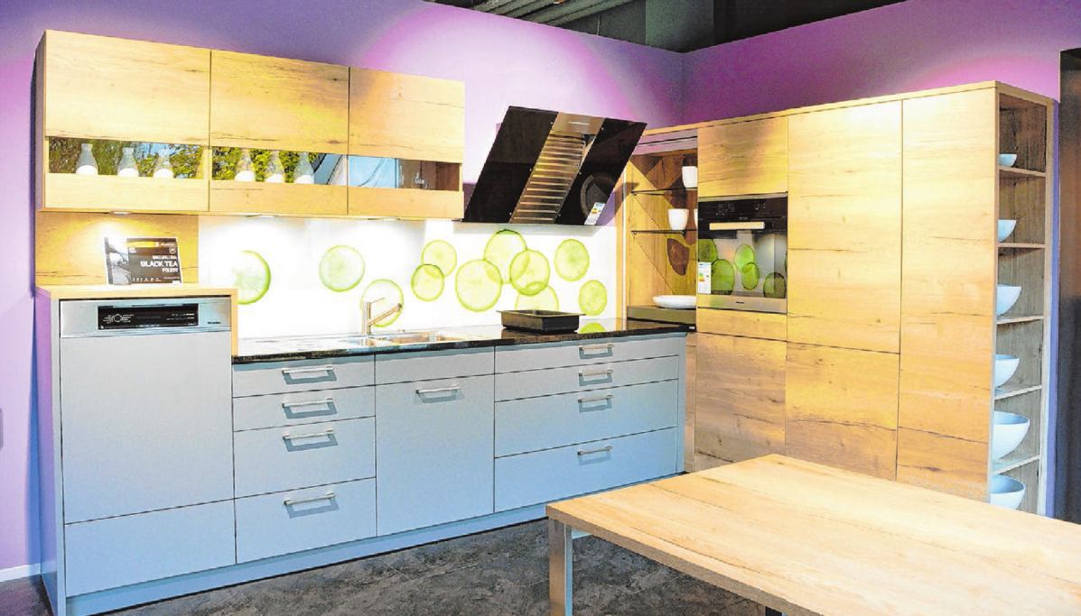 Bayer Kreativ In Blaubeuren Küchentrends Und Gewinnspiel