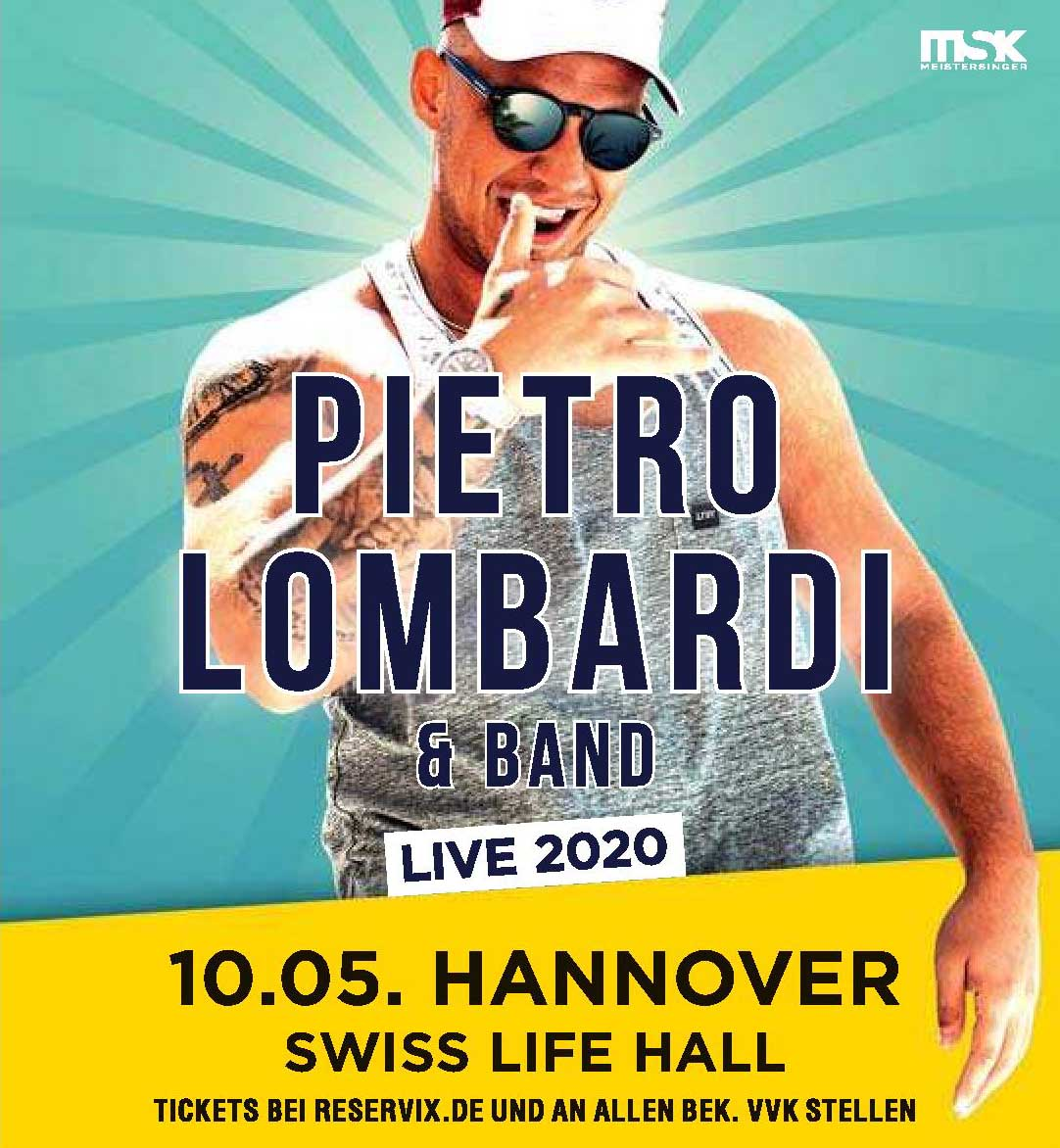 Pietro Lombardi & Band Live 2020