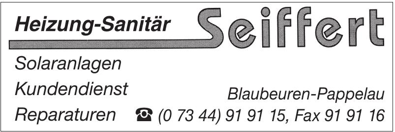 Seiffert