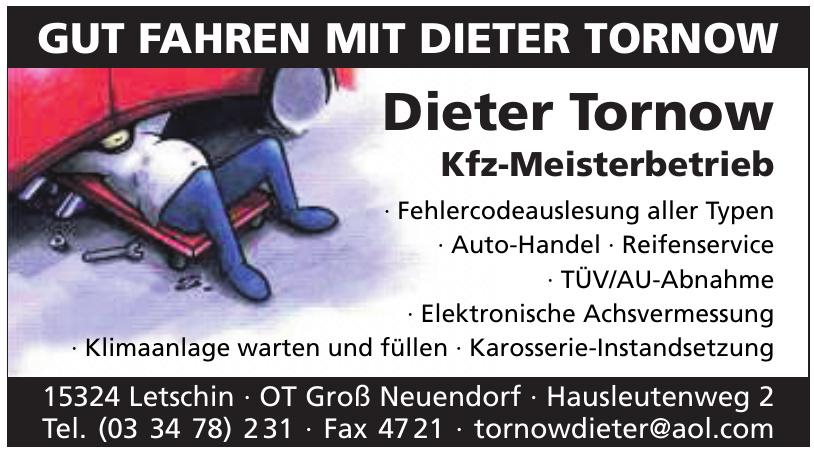 Dieter Tornow Kfz-Meisterbetrieb