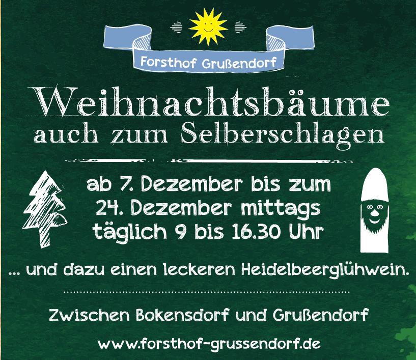 Forsthof Grußendorf