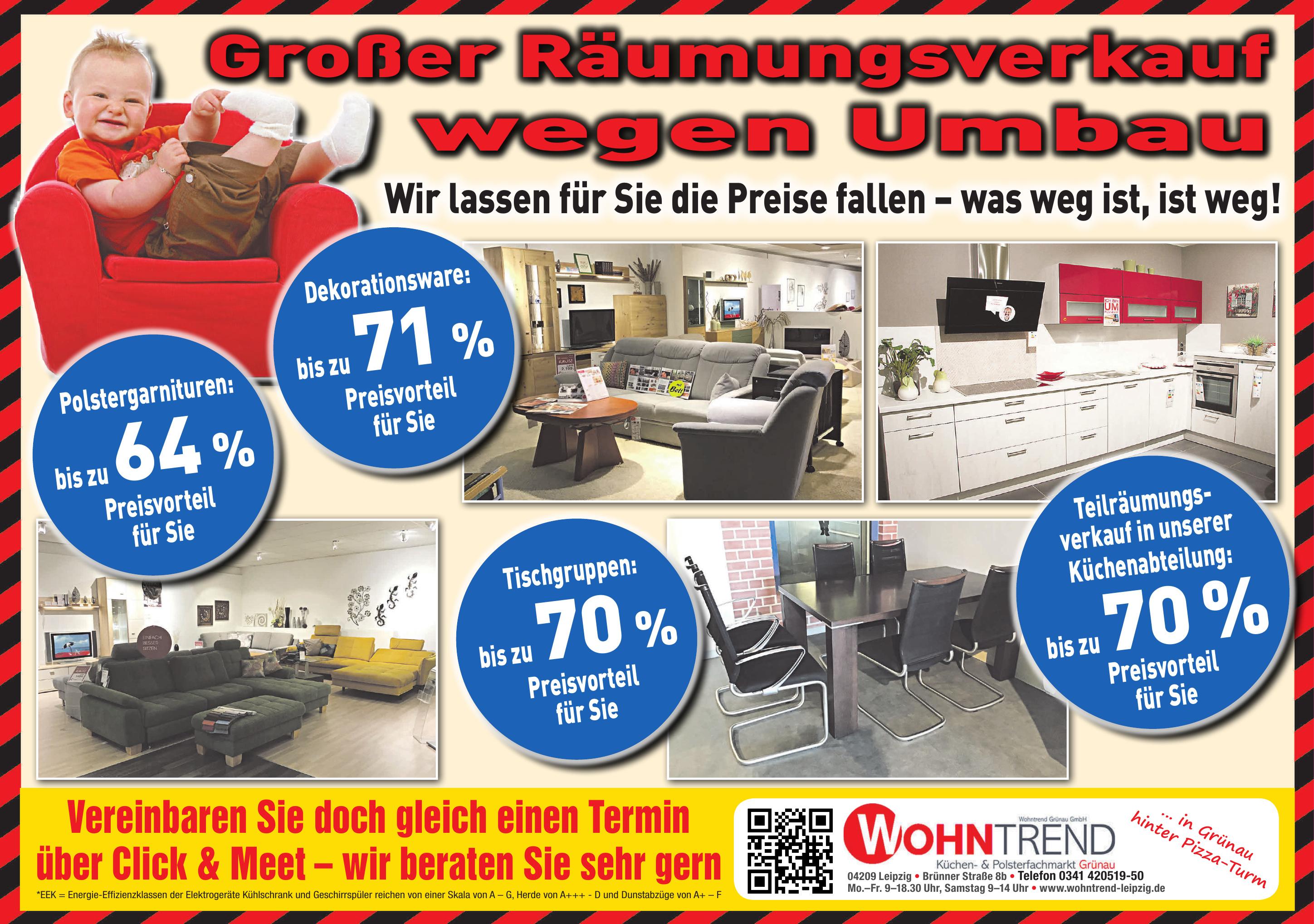 Wohntrend Grünau GmbH