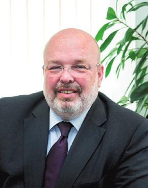 HANS-FRIEDRICH GÜNTHER, Geschäftsführer des Klinikums Ludwigshafen